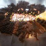 תמונה של תוספות שיער ברזילאי בתולי טהור